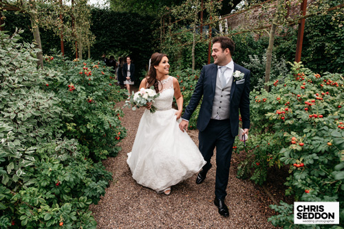 Skipwith Hall Garden Wedding